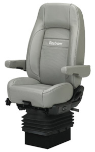 Accuride's New Bostrom Pro Ride Seat - Products - Trucking Info
