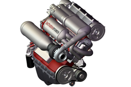 Fuel Smarts: Opposed-Piston Diesels About Five Years Away