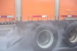 Aerodynamic Designs Help Cut Water Spray