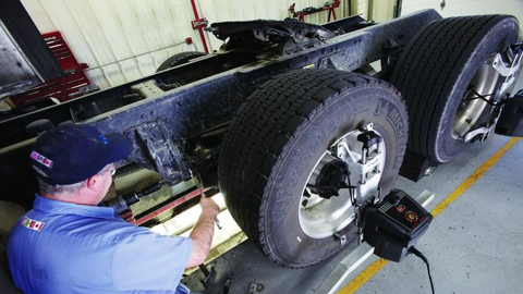 Proper alignment is an often-overlooked maintenance task that can have a significant effect on...