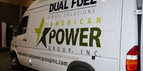 Dual-Fuel Diesel/CNG System Enters Fleet Testing