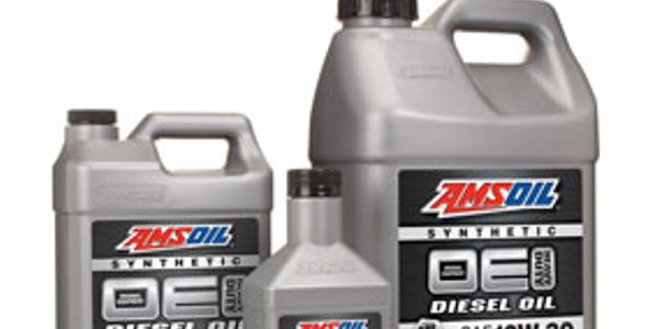 Amsoil 10W-30 Synthetic Diesel Oil