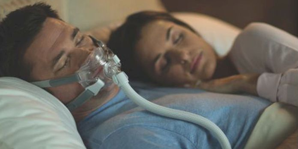 A common therapy for obstructive sleep apnea is continuous positive airway pressure, known as...