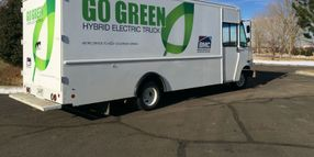 Construction Services Fleet Tests Hybrid System in the Field