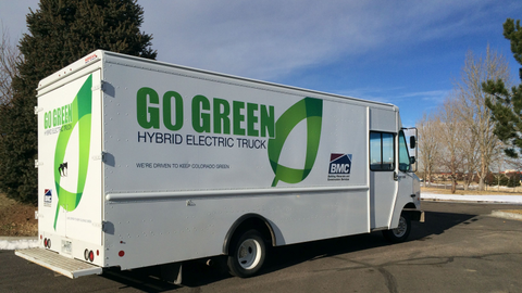 The construction-services company BMC is running a pilot program with XL Hybrids to test two...