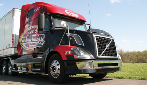 Many fleets that have never bought used before are looking at it as an option to replace older trucks. (Photo courtesy of Arrow Truck Sales)