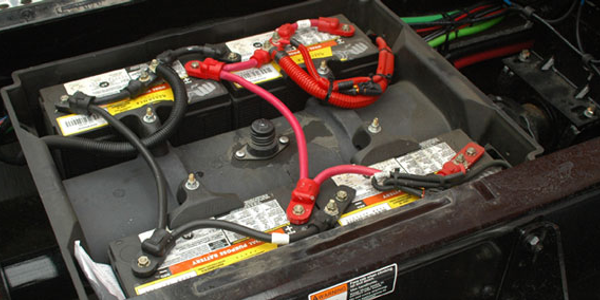 Charged Up: Battery Advances