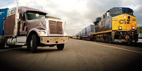The Changing Face of Trucking Part 2: Riding the Rails