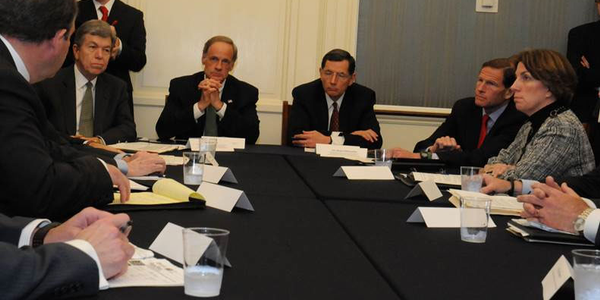Commentary: Inside a Senate Roundtable on Highway Funding