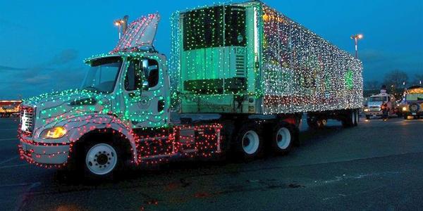 Photo courtesy of Today's Trucking