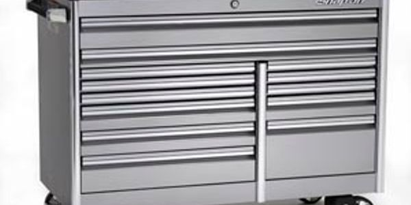 Snap-on's Clear Coat Offers High-Gloss Tool Storage