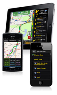 Truck Gps App >> Updated Version Of Copilot Truck Gps App Products Trucking Info