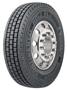Continental's New Deep Lug Drive Tire Gets SmartWay Verification