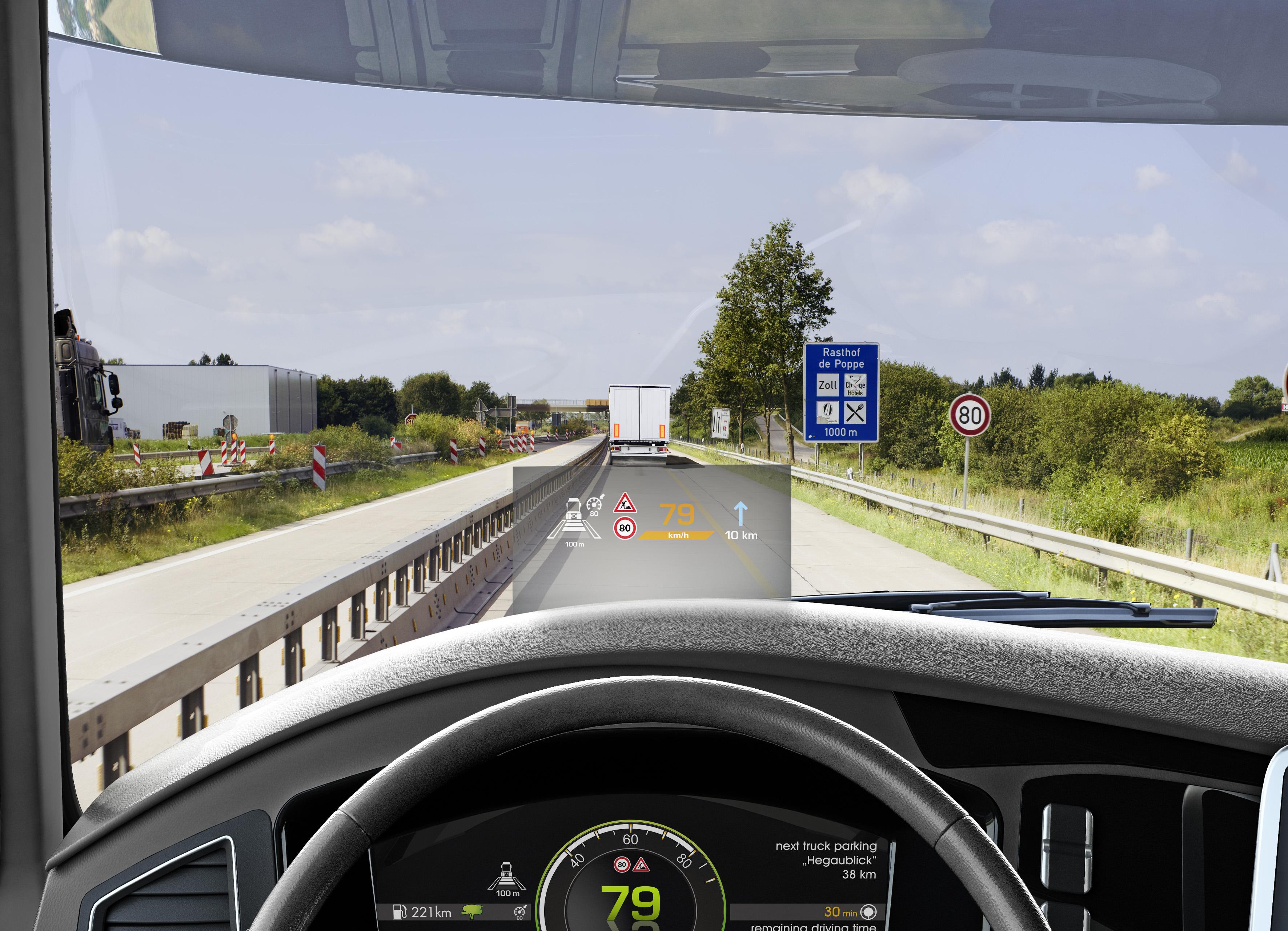 Continental Safety Technologies Help Build Road to Autonomous Vehicles