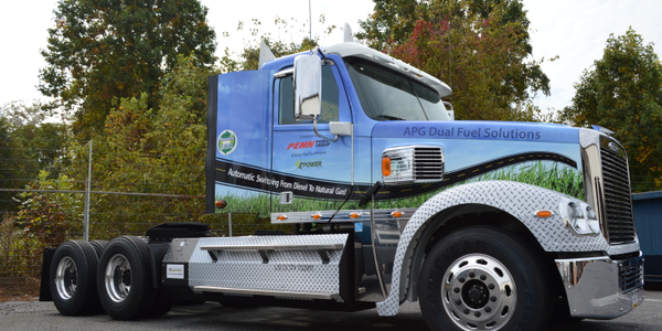 Technicians at Penn Commercial Vehicle, a WheelTime member based in Glenmore, Pa., assembled...