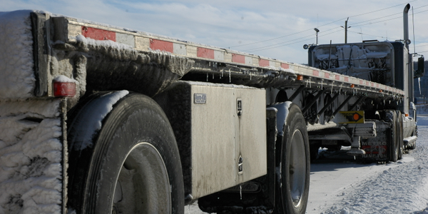 Big changes in ambient temperature will affect tire inflation pressure. (Photo by Jim Park)