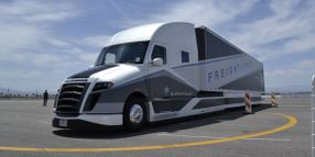 Daimler's SuperTruck Revealed