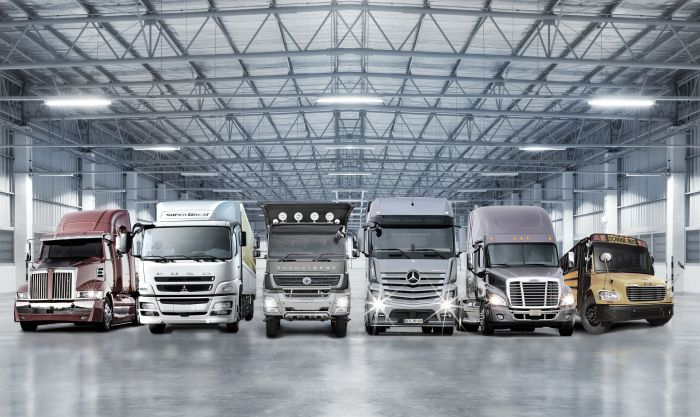 Truck Technology Is Global and Local