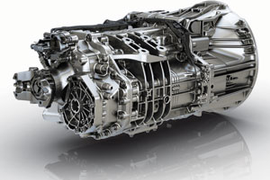 Detroit's Automated Gearbox Set for Sale Next Year, DTNA Says