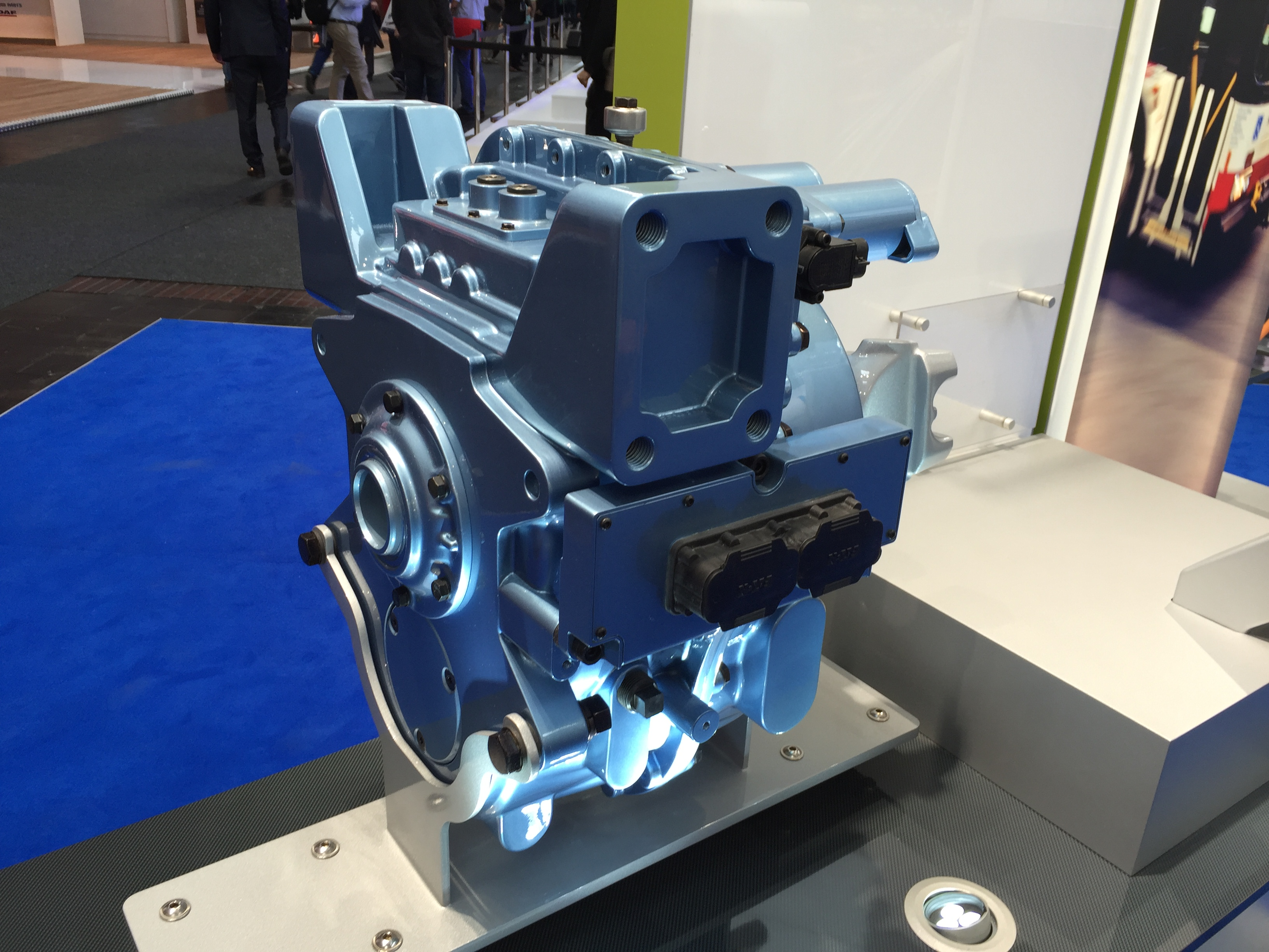 Eaton Showcases Near- and Far-Future Technology