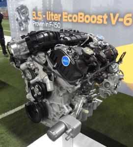 Lighter-duty Commercial Trucks Get More Fuel-Efficient Engines