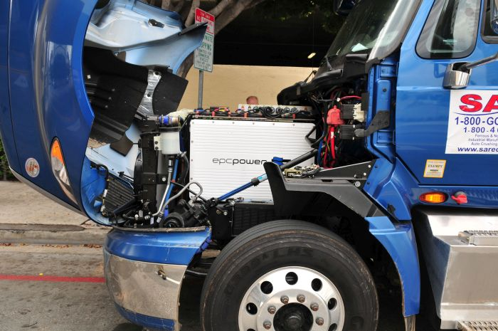 QuickSpin: Transpower's Electric Heavy-Duty Tractor