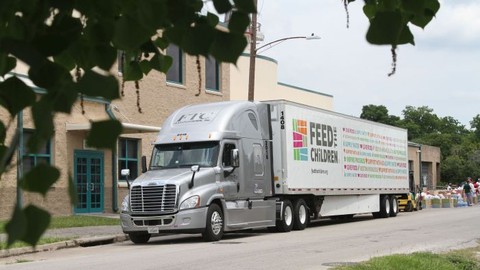 Based in Oklahoma City, FTC Transportation is a small dedicated carrier for the Feed the...