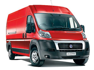 A new Chrysler commercial van will be based on the Fiat Ducato.