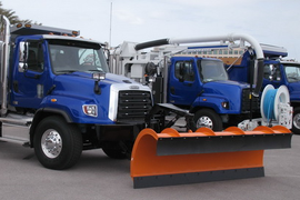 Freightliner Adds 2 Models to Its SD Line, Aims for Vocational Dominance