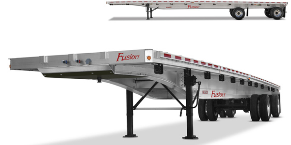 Fontaine Introduces Stronger Lightweight Flatbed