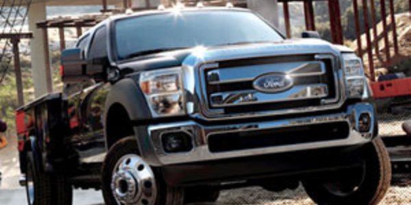 Ford Super Duty to Get Natural Gas Engines