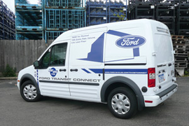 Driving Impressions: Ford's Transit Connect is Bigger Than it Looks