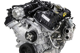 F-150s to Get New V-6, V-8 Engines, 6-speed Automatic Transmissions For 2011