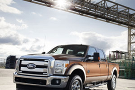 Ford Announces 2011 F-SuperDuty Models With New Diesel, Gas Engines