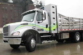 Goin' with Gas: Driving Natural Gas Trucks