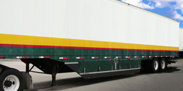 Freight Wing Offers New Side Skirt for Box Fairing Trailers