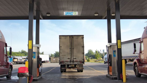 The latest development with fuel-card programs is the option to access them with cardless...