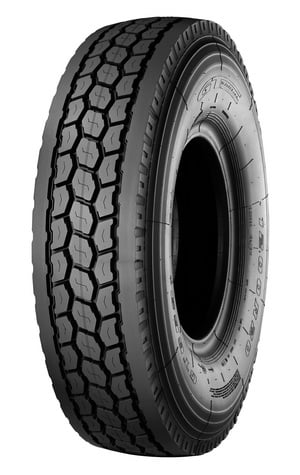 The GT669+ is available in the following sizes: 11R22.5, 11R24.5, and 295/75R22.5 sizes.