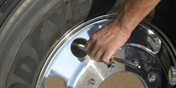 Buying fuel-efficient tires? Better make sure they're at the optimum inflation. (File photo:...