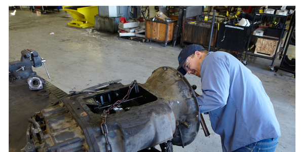 Like the driver shortage, the need to find qualified technicians is an ongoing problem. Photo by...