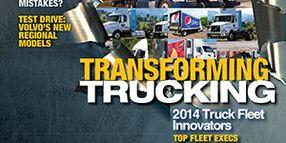 2014 Truck Fleet Innovators: Transforming Trucking