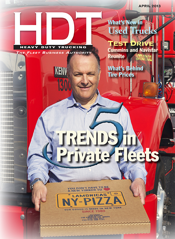 5 Trends in Private Fleets