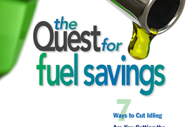The Quest For Fuel Savings