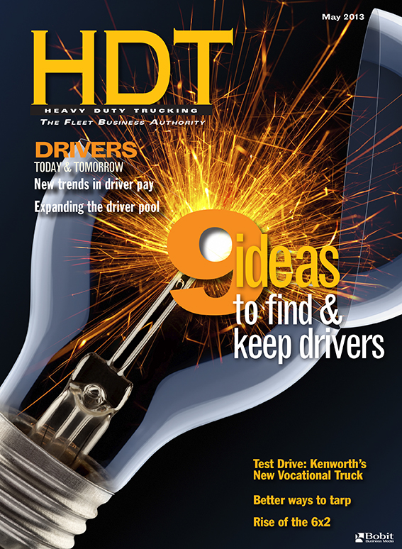 9 Ideas to Find & Keep Drivers