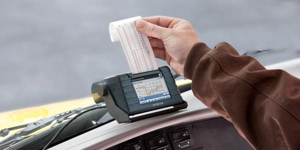 Printing is one of several ways e-logs can be presented to enforcement officials at roadside....