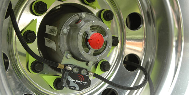 Tire Pressure Monitoring Systems: No One-Trick Pony