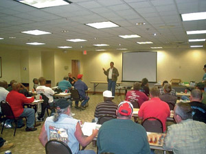 Is your safety program ready for CSA 2010? (Photo courtesy of Fleetmaster Express)