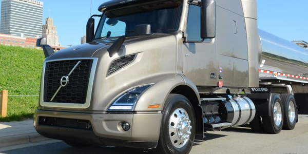 Volvo's new VNR 640 with a 61-inch sleeper provides drivers all the comfort and storage options...