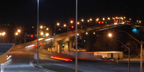 The Peace Bridge over the Niagara River; Drivers with checkered pasts may not be admissible to...