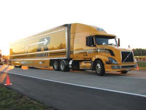 Groupe Robert plans to be the first true for-hire, long-haul fleet to be powered by natural gas in North America.